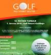 Golf pro Dobrý skutek i skutok, 1.6. 2018, Karlštejn